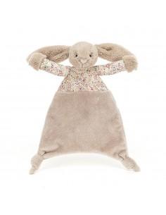 Dou Dou przytulanka króliczek Blossom Bea Beżowy, Jellycat
