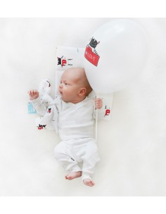Poduszeczka dla niemowląt Mr B