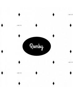 DouDou - pierwsza przytulanka Romby