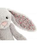 Króliczek Blossom szary 18cm