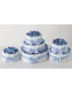 Tort Pieluszkowy So Blue