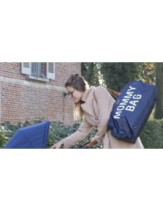 Torba podróżna Mommy Bag Granatowa
