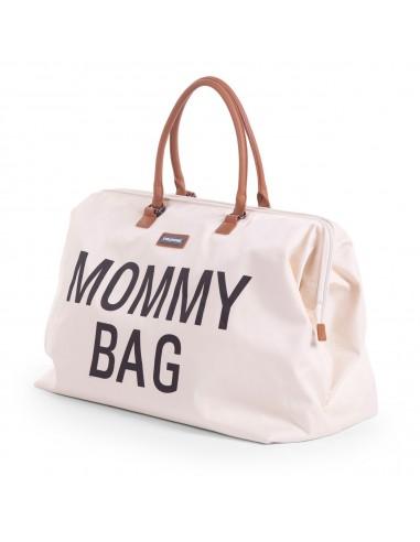 Torba podróżna Mommy Bag Kremowa
