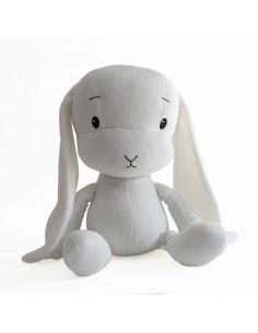 Królik Effik S BIAŁY - białe uszy, 20 cm