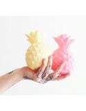Lampka Mini Ananas różowy