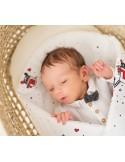Rożek /  mata niemowlęca Mr B